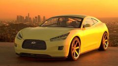 Hyundai Concept HCD8 - Immagine: 3