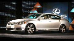 Anteprima:Lexus GS430 2005 - Immagine: 15