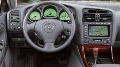 Anteprima:Lexus GS430 2005 - Immagine: 8