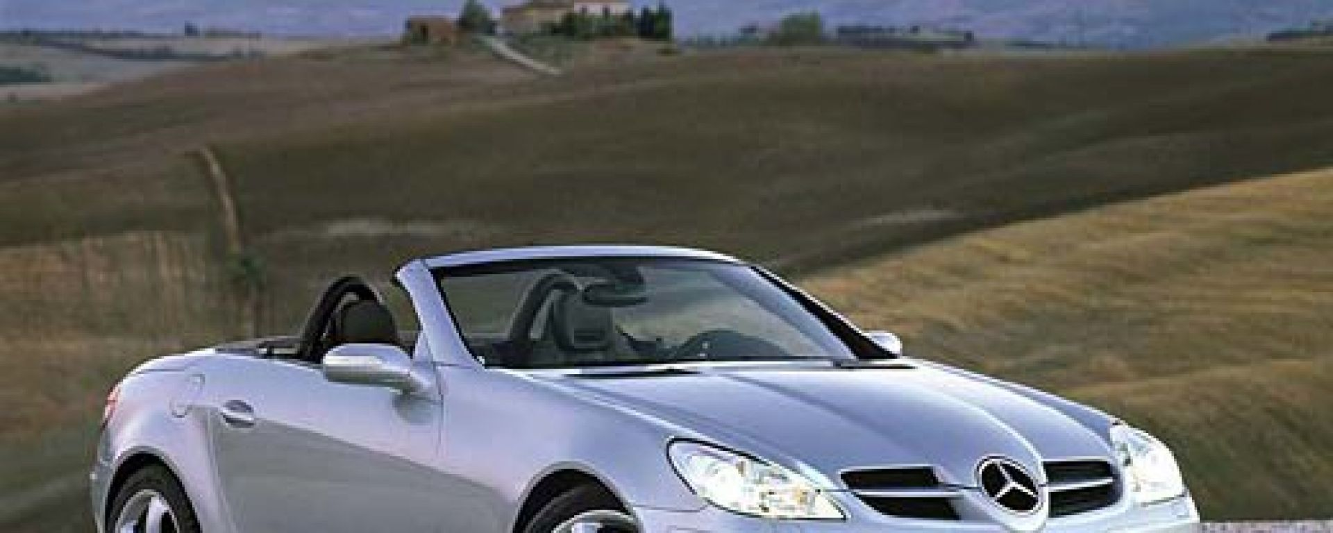 Anteprima:Mercedes SLK 2004
