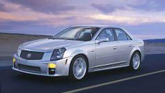 Cadillac CTS-V - Immagine: 7