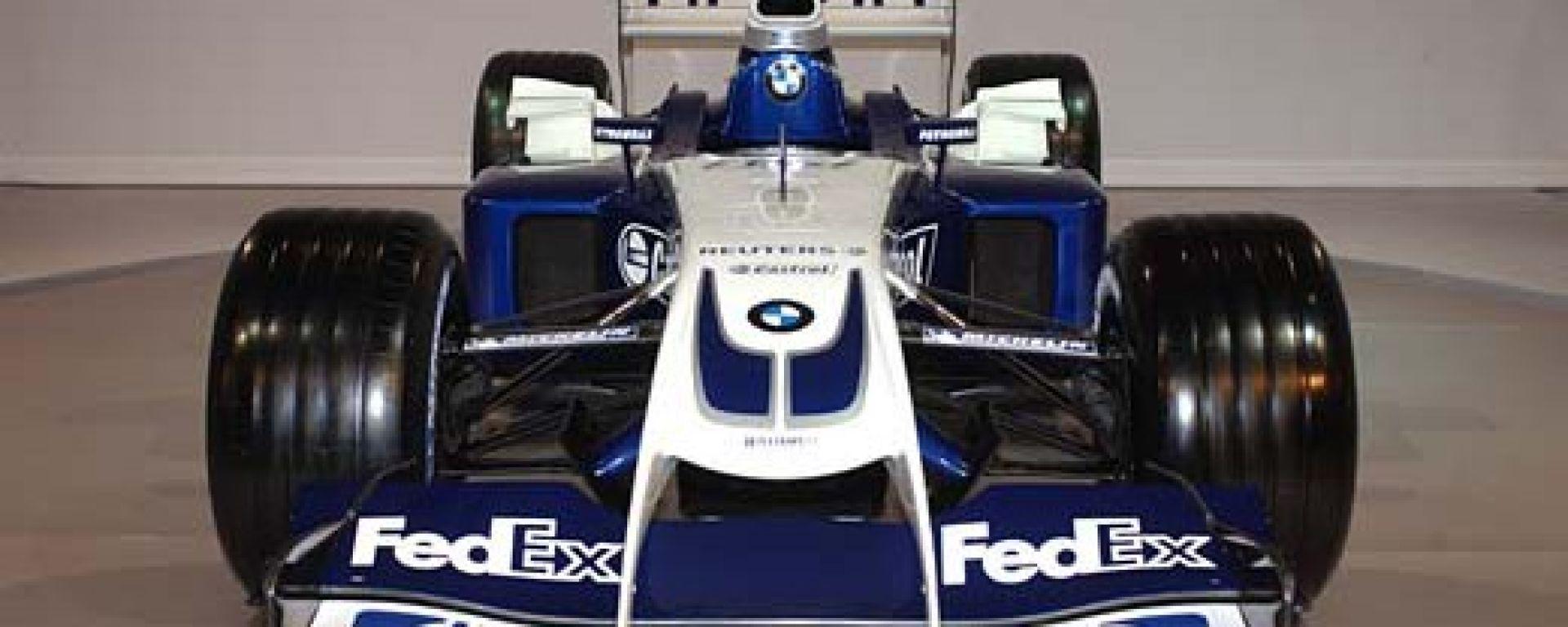 F1 2004: Williams FW26, la rivoluzionaria