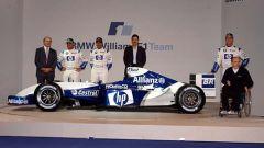 F1 2004: Williams FW26, la rivoluzionaria - Immagine: 6