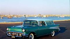 Chevrolet Nomad Concept - Immagine: 26