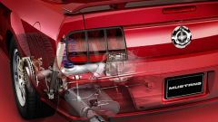 Anteprima: Ford Mustang 2005 - Immagine: 12