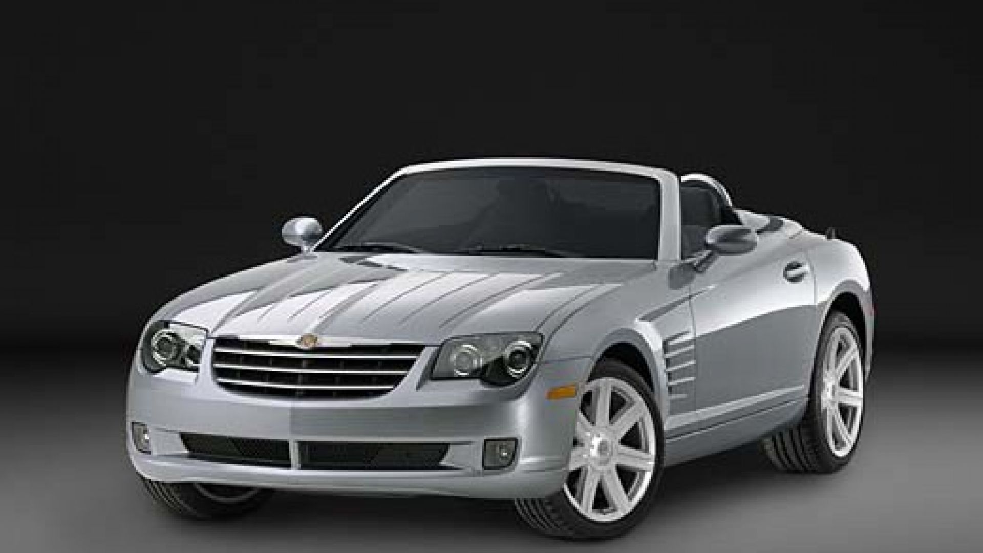 anteprima chrysler crossfire cabrio motorbox. Black Bedroom Furniture Sets. Home Design Ideas