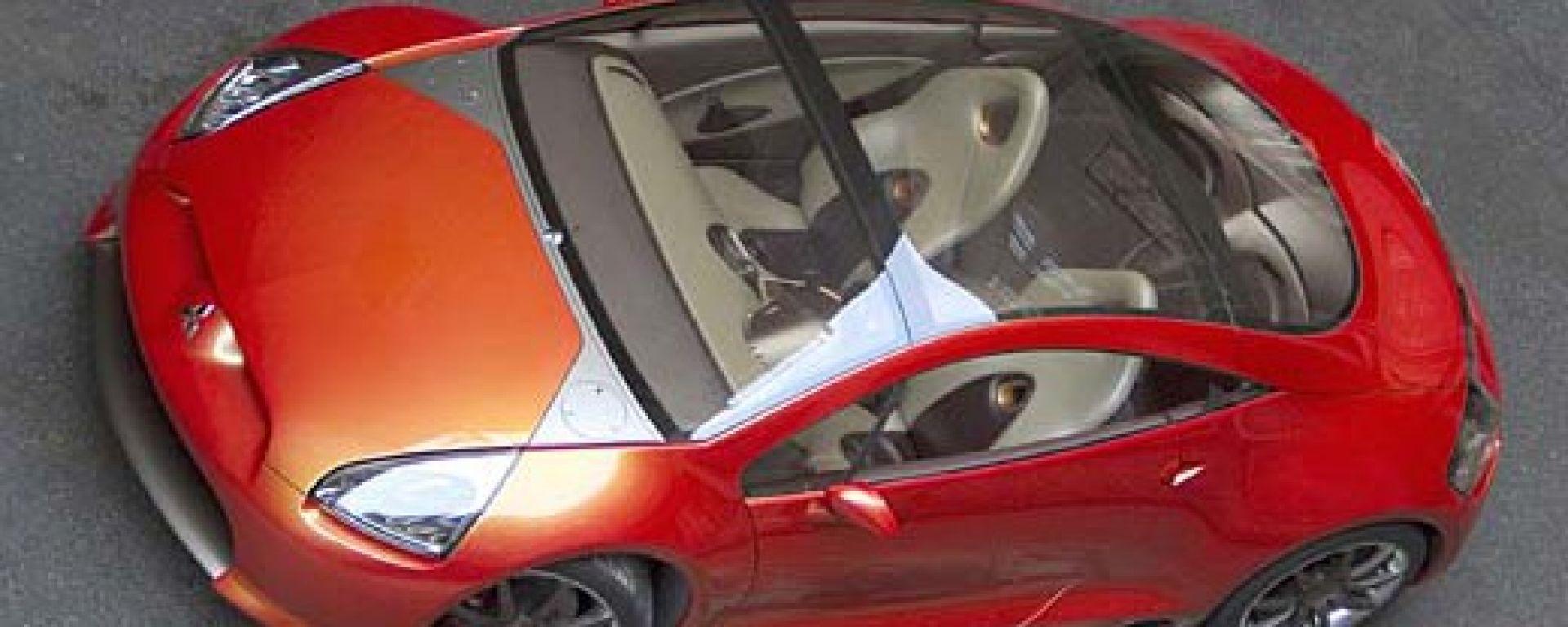 Anteprima:Mitsubishi Eclipse Concept-E