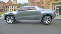 Mitsubishi Sport Truck Concept - Immagine: 10