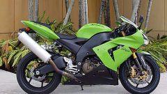 In sella a: Kawasaki ZX-10R - Immagine: 30