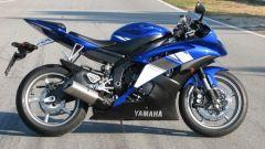 Yamaha R6 - Immagine: 10