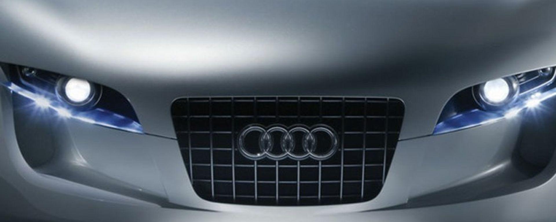 """L'Audi RSQ di """"Io robot"""""""