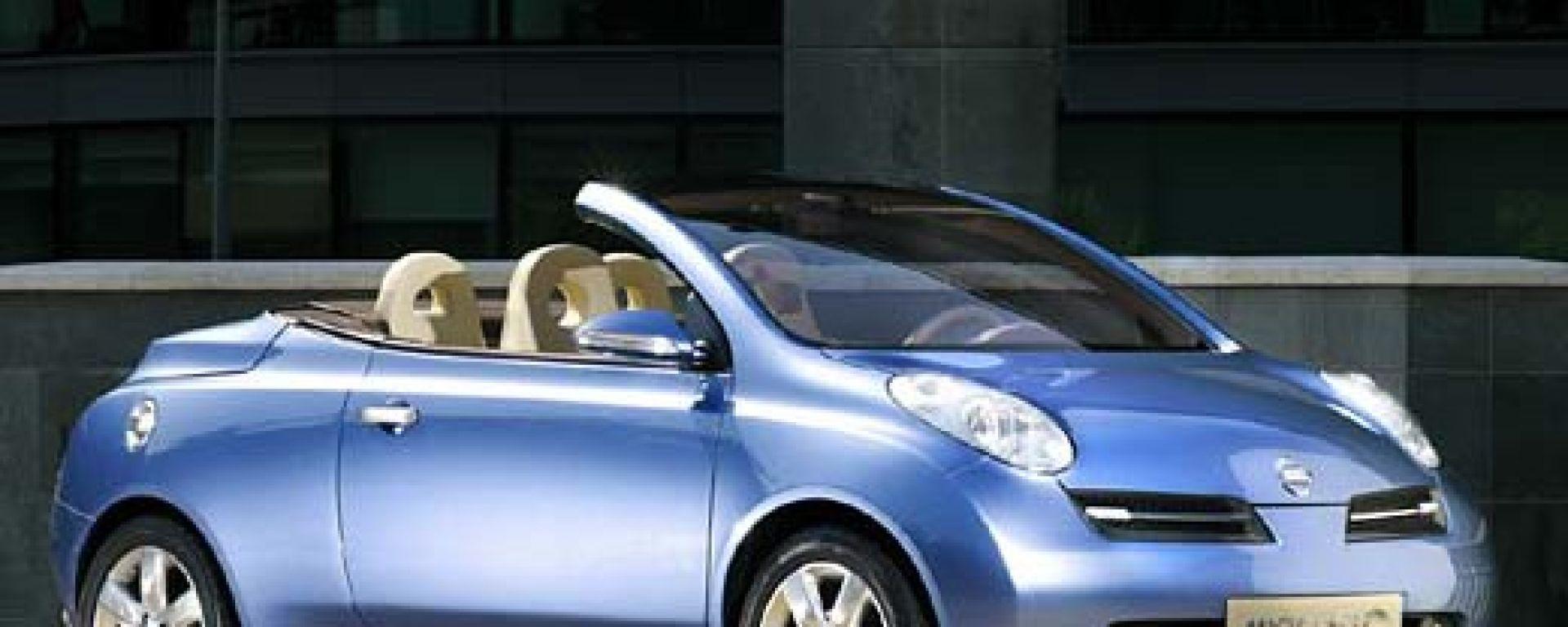 Nissan Micra C+C: quasi due anni per averla