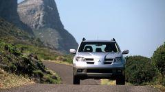 Day-by-day con: Mitsubishi Outlander 2.0 4WD - Immagine: 2