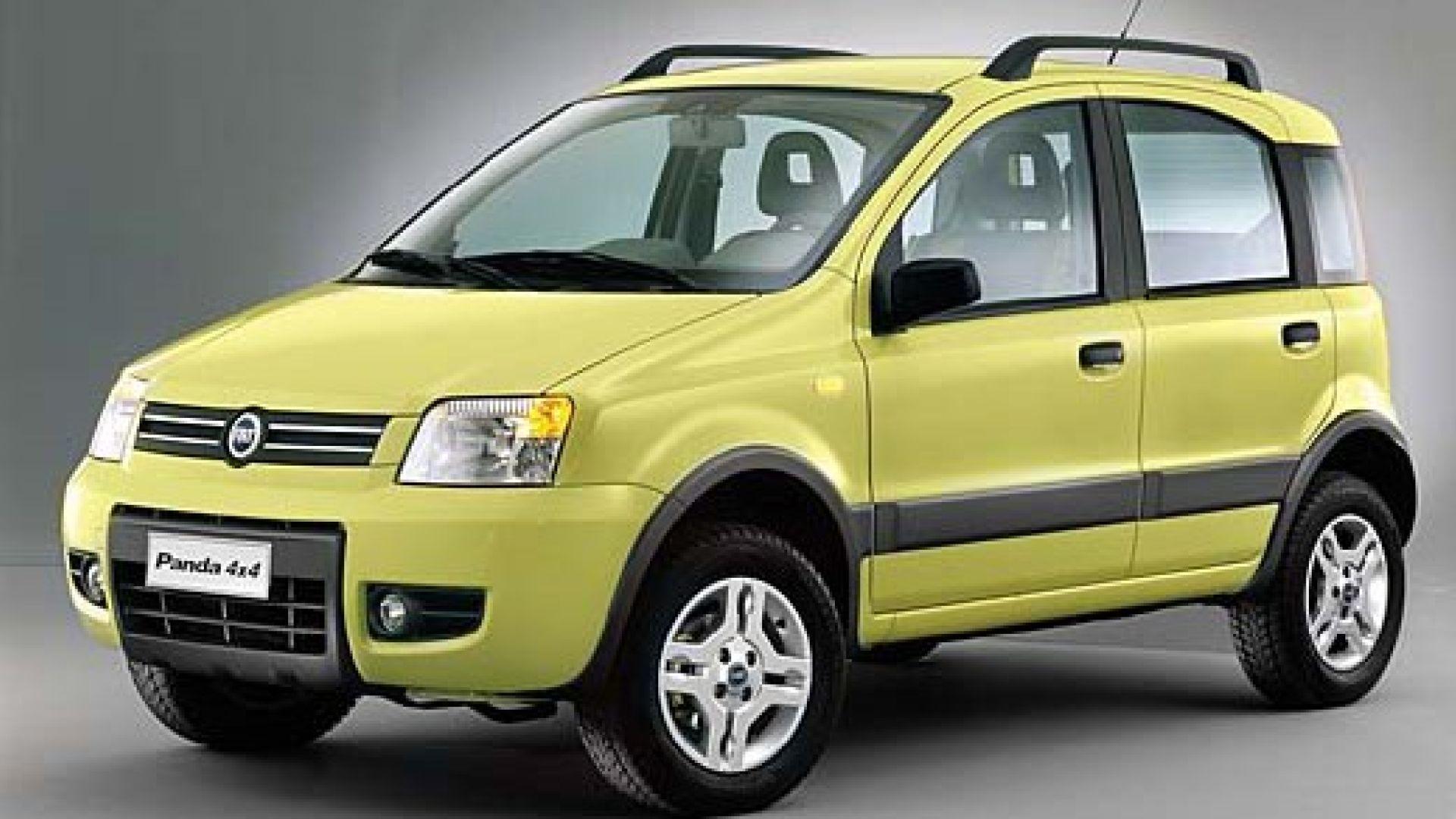 Immagine 3: Tre Panda in anteprima:4x4, SUV e Abarth Rally