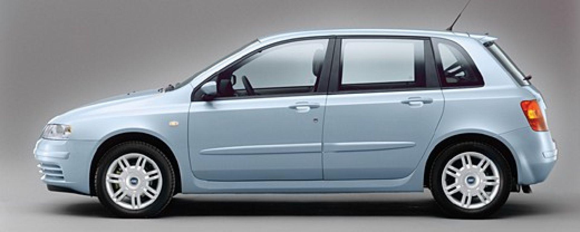Anteprima  Fiat Stilo 2004