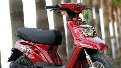 In sella a: Yamaha BW'S 2004 - Immagine: 18