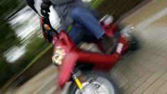 In sella a: Yamaha BW'S 2004 - Immagine: 13