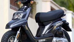 In sella a: Yamaha BW'S 2004 - Immagine: 4