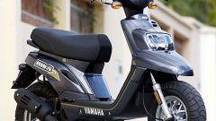 In sella a: Yamaha BW'S 2004 - Immagine: 5