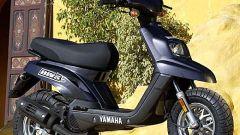 In sella a: Yamaha BW'S 2004 - Immagine: 6