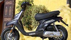 In sella a: Yamaha BW'S 2004 - Immagine: 8