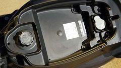 In sella a: Yamaha BW'S 2004 - Immagine: 11