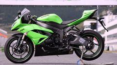 Kawasaki Ninja ZX-6R - Immagine: 6