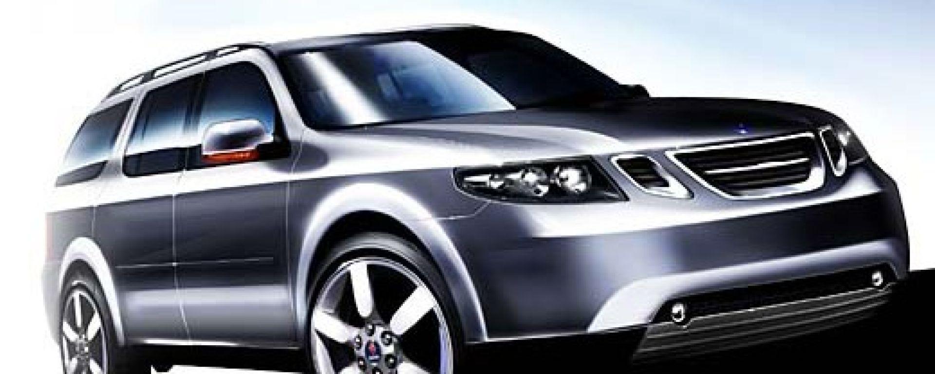 Anteprima:Saab 9-7X
