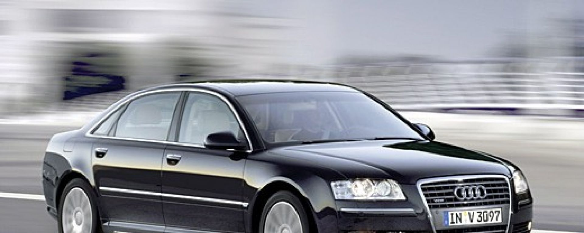 Anteprima: Audi A8L W12