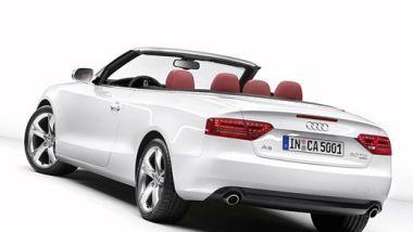 Quotazioni Usato Audi A5 Cabriolet My 2009 20 Tfsi 211cv