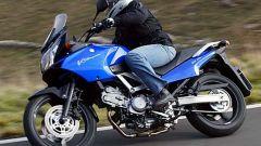 In sella a: Suzuki V-Strom 650 - Immagine: 33