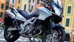 In sella a: Suzuki V-Strom 650 - Immagine: 32