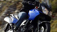 In sella a: Suzuki V-Strom 650 - Immagine: 29
