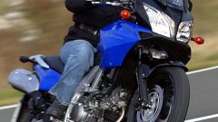 In sella a: Suzuki V-Strom 650 - Immagine: 34
