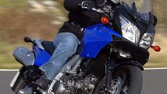 In sella a: Suzuki V-Strom 650 - Immagine: 44