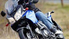 In sella a: Suzuki V-Strom 650 - Immagine: 43