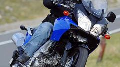 In sella a: Suzuki V-Strom 650 - Immagine: 42