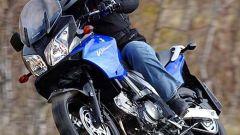 In sella a: Suzuki V-Strom 650 - Immagine: 41