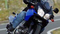In sella a: Suzuki V-Strom 650 - Immagine: 40