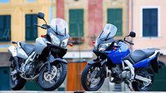 In sella a: Suzuki V-Strom 650 - Immagine: 39