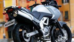 In sella a: Suzuki V-Strom 650 - Immagine: 36
