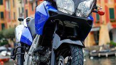 In sella a: Suzuki V-Strom 650 - Immagine: 24