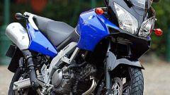 In sella a: Suzuki V-Strom 650 - Immagine: 23