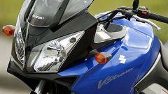 In sella a: Suzuki V-Strom 650 - Immagine: 7