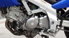 In sella a: Suzuki V-Strom 650 - Immagine: 5