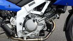 In sella a: Suzuki V-Strom 650 - Immagine: 4