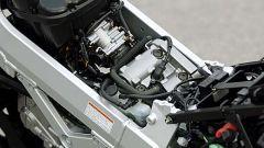 In sella a: Suzuki V-Strom 650 - Immagine: 13