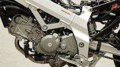 In sella a: Suzuki V-Strom 650 - Immagine: 21