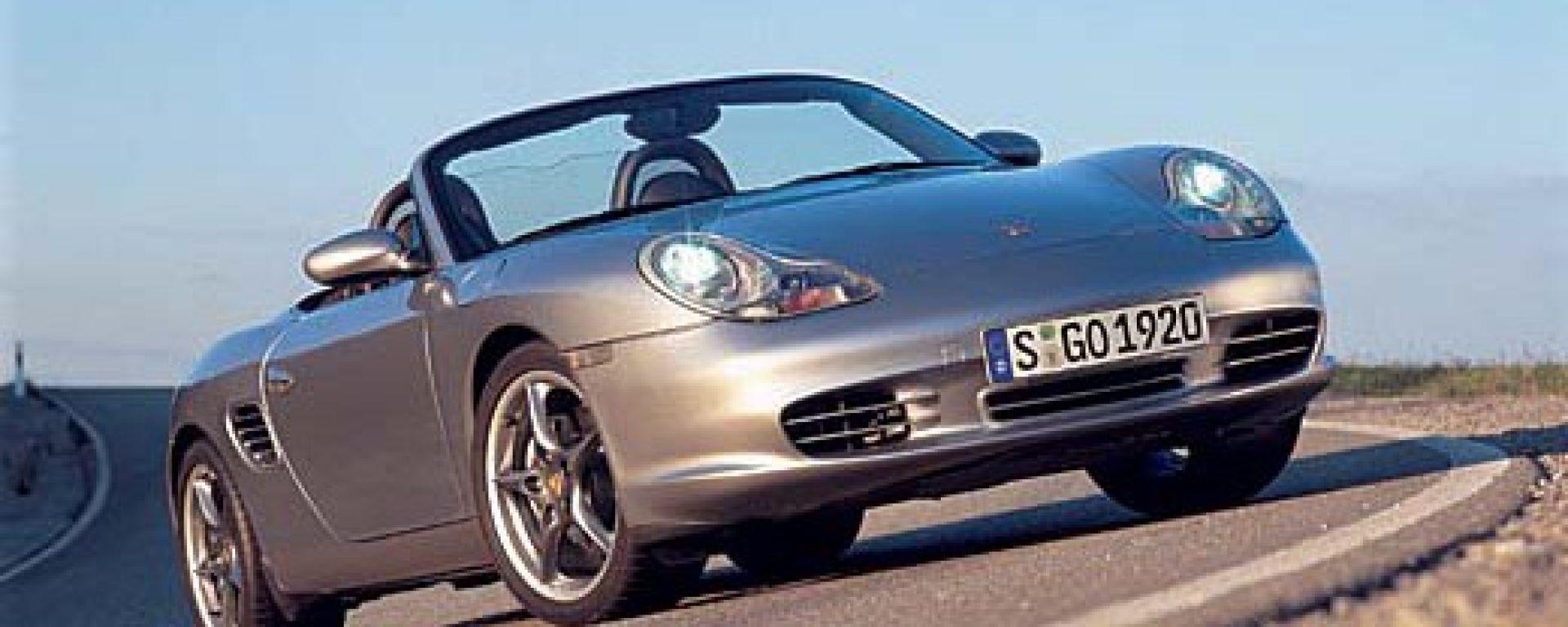 Porsche Boxster Anniversary