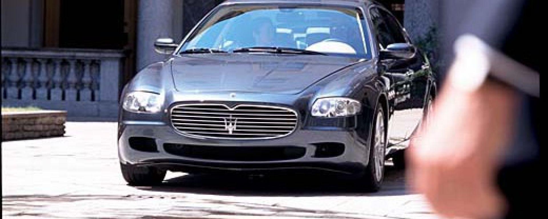 Maserati Quattroporte: svelato il prezzo